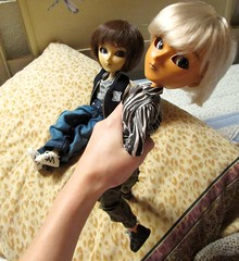 The NEW Namu - Part 5/5 (*NatTheCat*) Tags: doll trunk pullip vispo namu