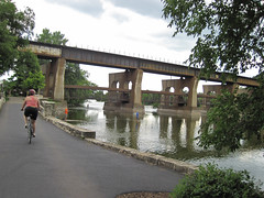 Fox River Railway Bridge Photo