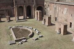 493. The Palatine. Rome, Italy. 10-Aug-13 (paulfuller128) Tags: italy holiday rome roma florence scenery italia vespa roman tuscany firenze siena cortona ilrondo