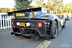 Ferrari P4/5 Conpetizione (Alan T. Photography) Tags: red flickr like automoti