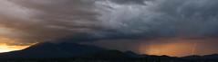 Lightning over Doney Park (ArneKaiser) Tags: arizona autoimport doneypark flagstaff landscape monsoon sanfranciscopeaks cell clouds lightning sky storm weather unitedstates dookooosd nuvatukyaovi wimunkwa flickr
