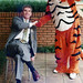 """Dean Barker with the Tiger during Homecoming weekend • <a style=""""font-size:0.8em;"""" href=""""http://www.flickr.com/photos/49650603@N07/9786826814/"""" target=""""_blank"""">View on Flickr</a>"""
