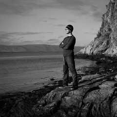 22. Ocean of Noise (Lonyl) Tags: ocean portrait selfportrait norway 35mm canon korsvika hcs 40d clichsaturday jrnolavlkken