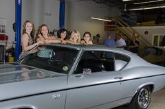 ClassicCarWorkshop_20130921_RP-0247 (Roger Pierson) Tags: classic car model garage workshop photoworks