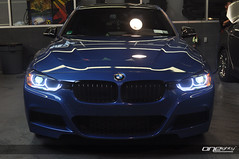 BMW 3-Series F30 Bi-Xenon Retrofit (ONEightyNYC) Tags: headlights f30 bmw leds custom 3series retrofit bixenon
