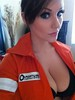 Angie Griffin- My Chell Portal Top (Screen Team) Tags: costume cosplay jessicanigri angiegriffin screenteam screenteamshow
