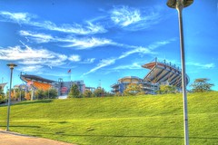 HDR Heinz (Michael Lovas Photography) Tags: field football pittsburgh stadium pa northshore steelers hein