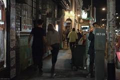 Conversations (Ranga 1) Tags: nightphotography night canon lowlight streetlight nocturnal candid fitzroy australian streetphotography australia melbourne streetscene victoria suburbs conversations nightexposure brunswickstreet davidyoung rosestreet lowlightphotography innersuburbs innermelbourne ef24105mmf4lusm canoneos5dmarkii