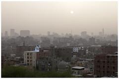 Le Caire, Egypte. (Clement Guillaume) Tags: city roof egypt cairo toit urbanism ville egypte مصر urbanisme caire القاهرة lecaire arabrepublicofegypt alqāhira miṣr archiref qāhira
