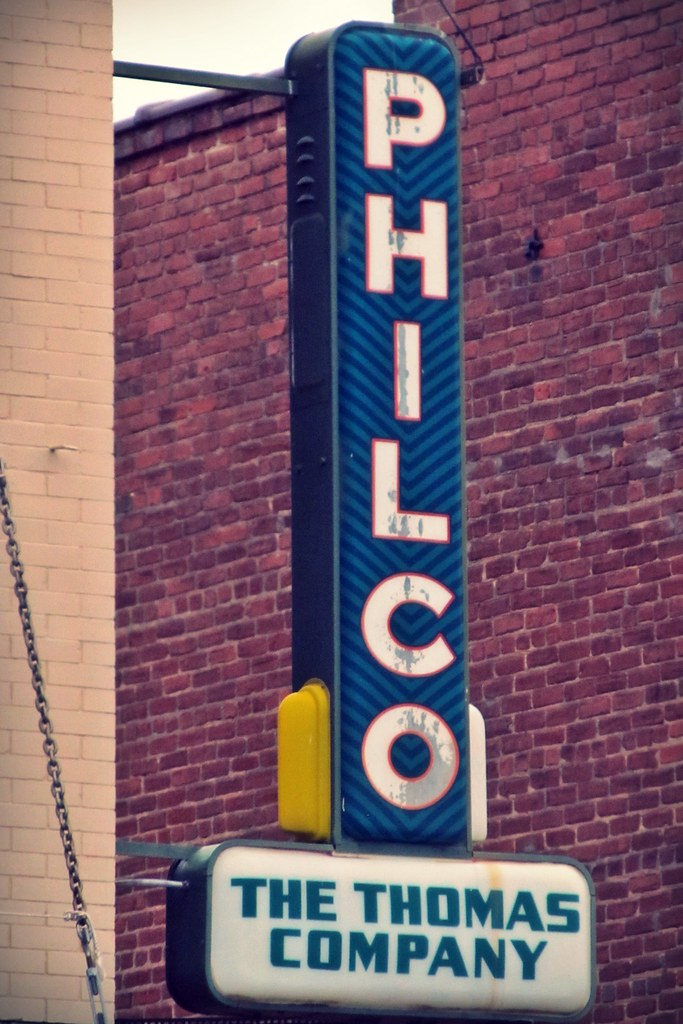 The World S Best Photos Of Philco And Sign Flickr Hive Mind