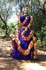 Il Giardino dei Tarocchi: Statua (+2K views!!!) (El Peregrino) Tags: italy art statue italia arte statua nikkidesaintphalle capalbio tarotgarden giardinodeitarocchi yourcountry