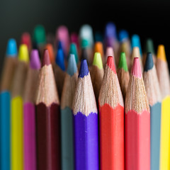 Crayon (qitsuk) Tags: colour macro closeup pencil colours crayon colouringpencil coloringpencil colouringcrayon coloringcrayon