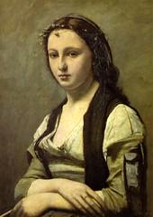 06 Camille Corot 4 (Christof H.) Tags: portrait gesicht mensch kopf realismus antlitz