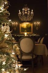 Christmas 2013 (apicozzi) Tags: christmas art painting christmastree livingroom chandelier diningroom christmasdecorations yamaha decor interiordesign oilpainting grandpiano interiordecor restorationhardware crystalchandelier