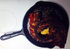 Ribs, a little burnt! (LUMIN8) Tags: ribs