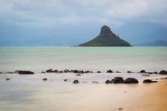 Island (Ehren Mannebach) Tags: longexposure landscape hawaii oahu the4elements