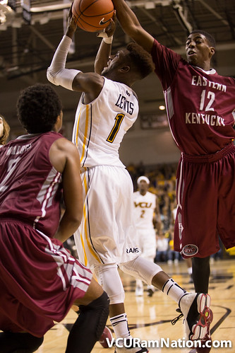 VCU vs. Eastern Kentucky