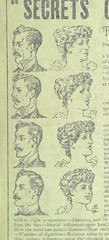 """British Library digitised image from page 167 of """"Thrilling Life Stories for the Masses"""""""
