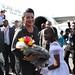 First Lady Arrives in Kenya