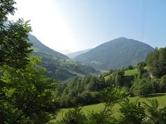 Orsieres - Martigny (12.07.13) 23 (rouilleralain) Tags: valais sembrancher valdentremont stbernardexpress orsires viafrancigena