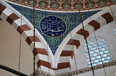 Sinan, Rüstem Paşa Mosque, squinch