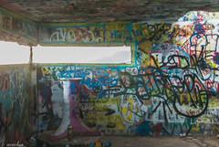 Bunker (omegakoa) Tags: nature oahu hiking bunker bellows lanikai mokuluaislands pillboxes themokes