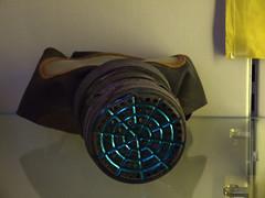 DSCF5934 (NelC) Tags: museum filter gasmask cheltenham cheltenhammuseum