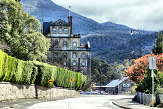 Cascade Brewery, Hobart, Tasmania. (Old Family Images) Tags: old cloud heritage history tourism beer clouds outside day sony australian australia brewery cascades tasmania historical daytime hobart alpha dslr tassie cascade oldest discover mountwellington 1824 a55 aplha cascadebrewery southhobart a55v australiasoldestbrewery hobartscbd
