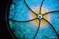 Light of the Future (Trish Mayo) Tags: street art window smith stained glassstar thebestofday gününeniyisi davidbluestarseldridge synagoguekiki