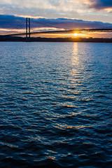 Sunny Bridge (Tom_Drysdale) Tags: bridge water scotland edinburgh forth ilobsterit