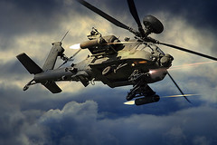 Winchester (Airpower Art) Tags: afghanistan apache war aviation military helicopter ugly britisharmy gunship hellfire longbow flechette 30micmic