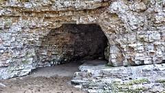 Flamborough and Bridlington (beefykeithuk) Tags: cliffs cave flamborough