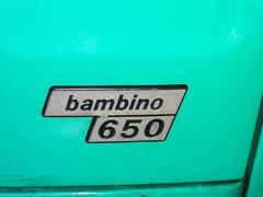 Fiat 126 Bambino 650 Cabriolet (1982) (Transaxle (alias Toprope)) Tags: auto berlin classic cars beauty car vintage emblem nikon power antique voiture historic coche soul carros classics carro oldtimer autos veteran  macchina antiguo coches clasico voitures toprope remise meilenwerk macchine altmoabit  kraftwagen wiebestrasse