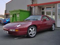 Porsche (ukdaykev) Tags: porsche 928 g128jua