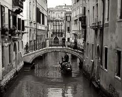 Venezia / Venice (bjorbrei) Tags: venice italy water canal oldbuildings gondola venise venecia venedig