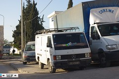 Mercedes Benz MB Tunisia 2014 (seifracing) Tags: rescue cars mercedes traffic tunisia tunis transport security renault vehicles camion research bmw vans trucks van emergency spotting services recovery tunisie iveco tunesien 2014 seifracing