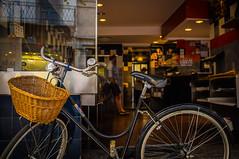 I love bicycles... (Ayertosco) Tags: street art 35mm fuji candid streetphotography x fujifilm xseries x100 23mm xshooter fujifilmx100 emanueletoscano wwwblackbulbnet theoutsidewindowcom fujifilmitalia theutsidewindowcom