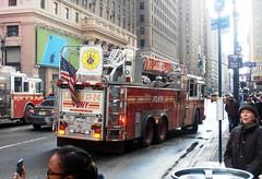 FDNY Ladder 24 (MJ_100) Tags: city usa newyork america truck us state manhattan firetruck midtown fireman firemen ferrara ladder firefighter fdny firedepartment firefighters firebrigade fireservice ladder24 truck24