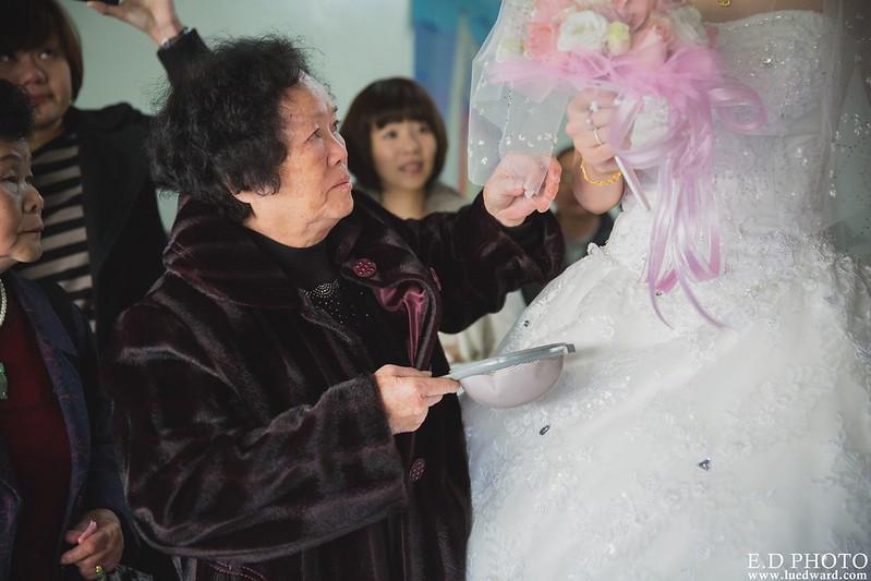 冠程&赬怡 結婚-0084