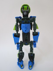 Deiniki - back (Infrared from BZPower) Tags: lego bionicle toa moc