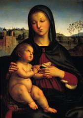 Madonna and Child with Book (lluisribesmateu1969) Tags: virgin pasadena raphael nortonsimonmuseum