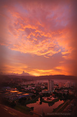 Independence Day (Micartttt) Tags: sunset silhouette georgetown malaysia penang micarttttworldphotographyawards micartttt