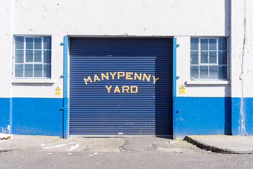 Manypenny Yard On Little Green Street [ Dublin]