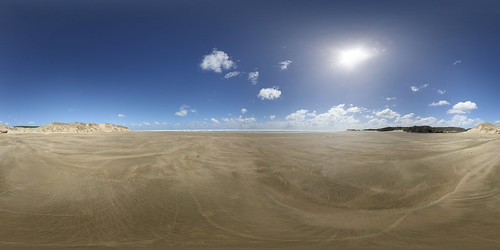 Ninety Mile Beach - Panorama