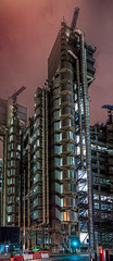 Lloyds Building (Marcus@TPS) Tags: london night lloyds lloydsbuilding photo24