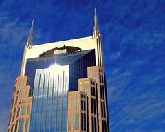 DSC_4606er000 (BigPeteZ) Tags: sky building clouds skyscraper downtown nashville tennessee att bellsouth batmanbuilding attbuilding