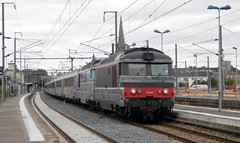 BB67442 & 67437 (Oliver_A) Tags: voyage en train sncf corail bb67400 multiservices intercites bb67437 bb67442