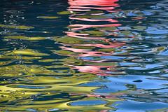 tableau en 3D naturels, reflets maritimes (tableaux.imaginaires) Tags: sea mer abstract reflection art nature water 3d eau reflet tableau astratto reflets maritimes reflejos abstrait spiegelungen naturels reflessi boatrflections