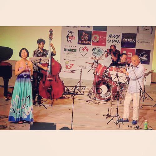 STVホール🎤 #squaready  #かづみ #札幌  #gig #kazumi  #jazz  #drum  #band