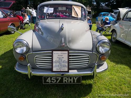 Vintage car show Porthcawl 20150801-21